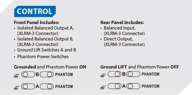 16 Channel Microphone Splitter System - Hiroshi Technologies